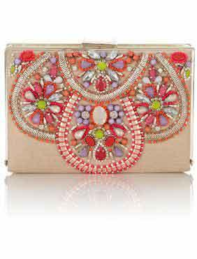 We manufacture fancy and designer clutch bag at best wholesale prices in the industry.